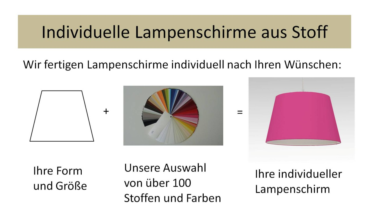lampenschirme aus eigener produktion voigt lampenschirme gmbh. Black Bedroom Furniture Sets. Home Design Ideas